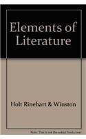 9780030683947: The Holt Reader for Elements of Literature, Fourth Course