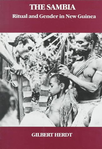 9780030689079: The Sambia: Ritual and Gender in New Guinea (Case Studies in Cultural Anthropology)