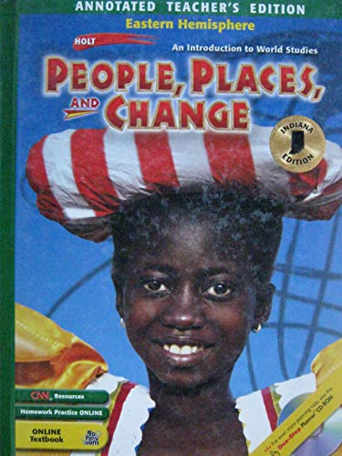 People Places And Change (9780030690877) by Holt