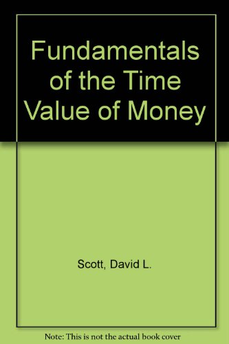 9780030694127: Fundamentals of the Time Value of Money
