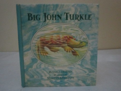 9780030694998: Big John Turkle (Ponders Series)