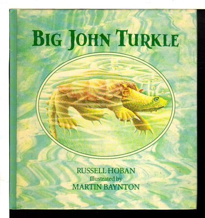 9780030694998: Big John Turkle (Ponders Series)