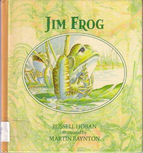 9780030695018: Jim Frog