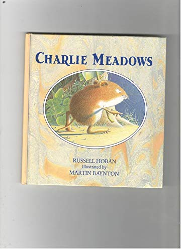 9780030695025: Charlie Meadows (Ponders Series)