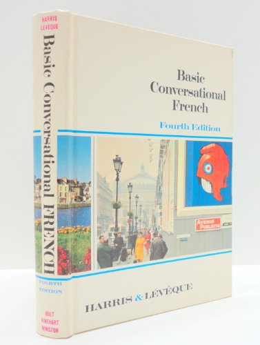 9780030696954: Basic Conversational French
