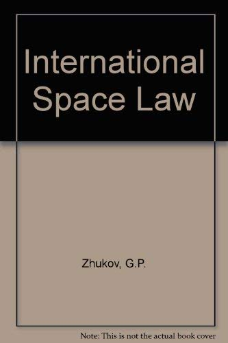9780030698125: International Space Law