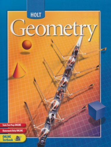 9780030700521: Holt Geometry Textbook - Student Edition