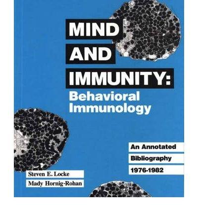 9780030700842: Mind and Immunity