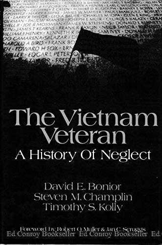 9780030702792: Vietnam Veteran: A History of Neglect
