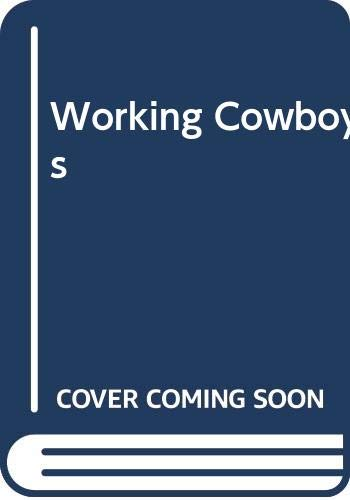 9780030704178: Working Cowboys