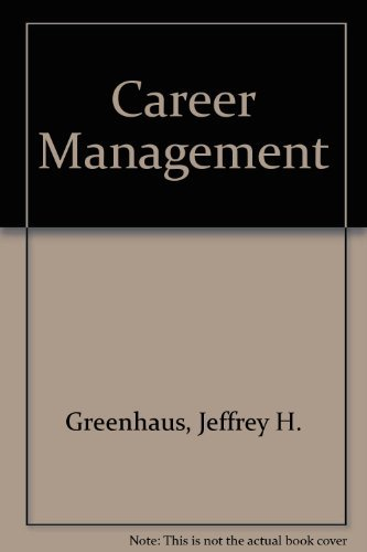 9780030704468: Career Management