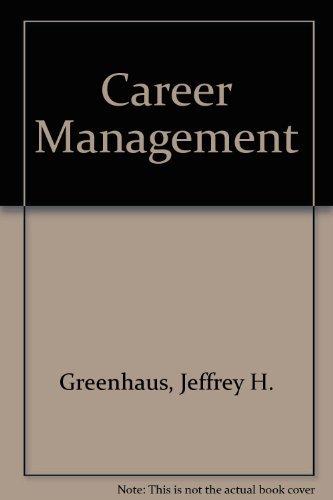 Career Management: Jeffrey H. Greenhaus
