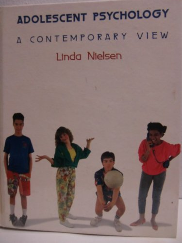 9780030704932: Adolescent Psychology: A Contemporary View