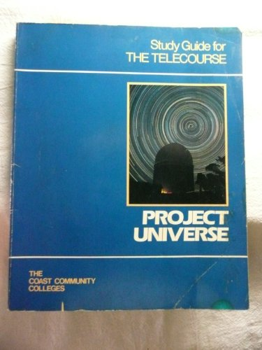 9780030705786: Study guide for the telecourse Project universe