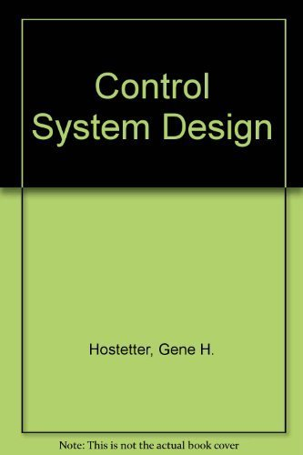 9780030706172: Control System Design