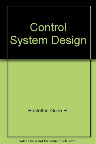 9780030706172: Digital Control System Design