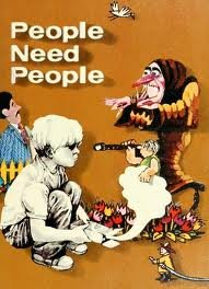 9780030708954: People need people (The Holt basic reading system ; level 9)