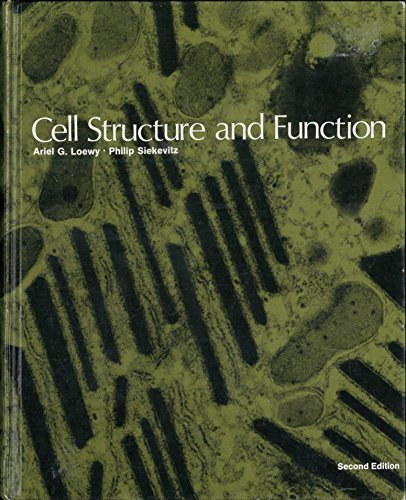 9780030709555: Cell structure and function