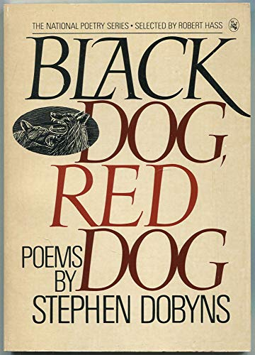 9780030710773: Black dog, red dog: Poems (The National poetry series)