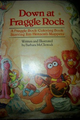 9780030710889: Down at Fraggle Rock