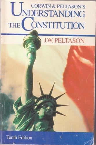 9780030711763: Understanding the Constitution