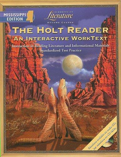 Elements of Literature, Grade 8 Intervention Worktext: n/a