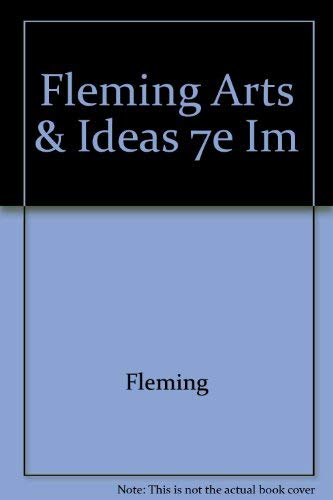 Instructor's Manual to Accompany William Fleming Arts: Dinson, Laurinda