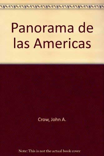 9780030715723: Panorama de las Americas (Spanish Edition)