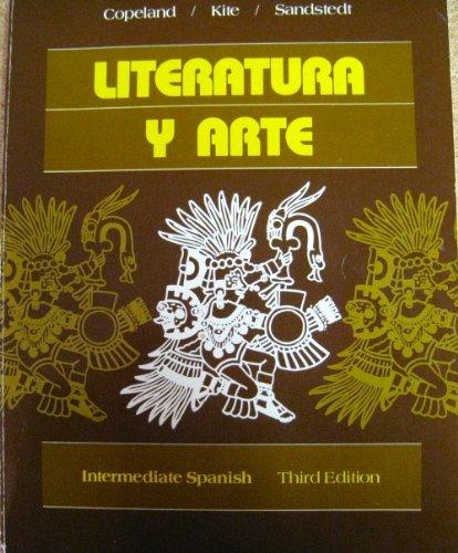 9780030716294: Literatura Y Arte (English and Spanish Edition)