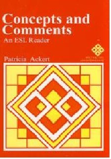9780030718410: Concepts and Comments: A Reader for Students of English As a Second Language