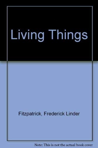 9780030719097: Living Things