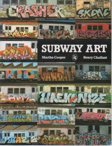 9780030719639: Subway Art