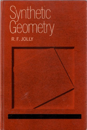 9780030723452: Synthetic Geometry