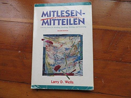 9780030724718: Mitlesen-Mitteilen