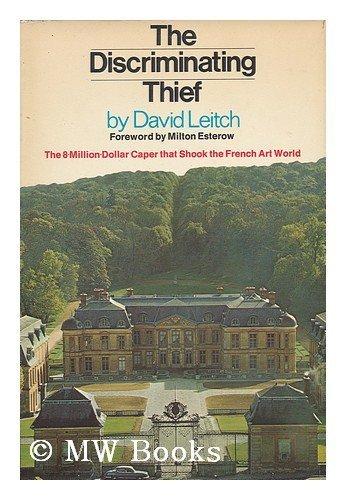 9780030725555: The Discriminating Thief
