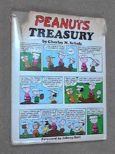 9780030725852: Peanuts Treasury