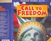 9780030726743: Holt Call to Freedom Annotated Teacher's Edition