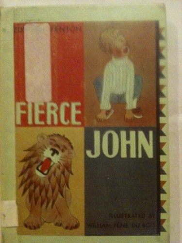 9780030729256: Fierce John