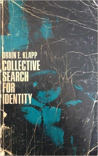 9780030731051: Collective Search for Identity