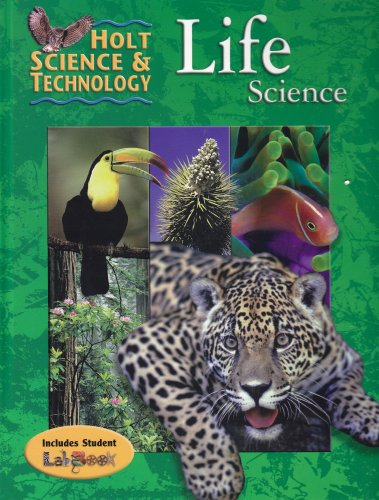 9780030731648: Holt Science & Technology: Life Science