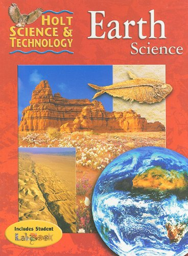 9780030731679: Holt Science & Technology: Student Edition Earth Science 2004