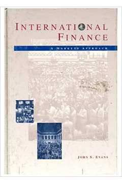 9780030732263: International Finance: A Markets Approach (The Dryden Press series in finance)