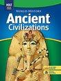 9780030733529: Holt World History Ancient Civilizations Teacher's Edition 0030733529