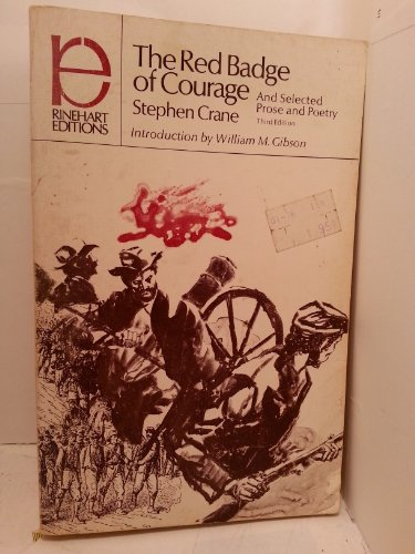 9780030733604: The Red Badge of Courage And Selected Prose and Poetry