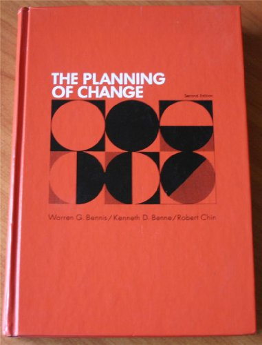 9780030733659: The Planning of Change
