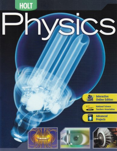 9780030735486: Holt Physics: STUDENT EDITION 2006