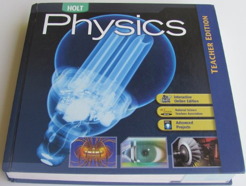 9780030735493: Holt Physics: Teacher Edition 2006