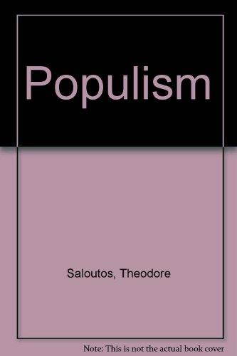 9780030736155: Populism