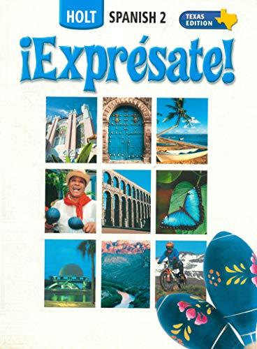 9780030736889: Expresate, Level 2, Grade 9