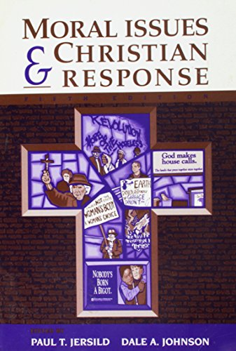 9780030739040: Moral Issues & Christian Response
